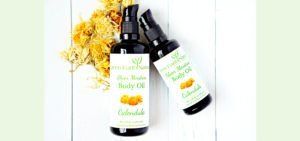 Calendula Body Oil