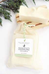 Juniper and Balsam Handmade Soap