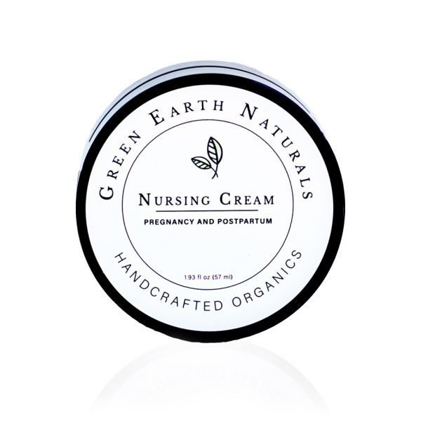 Green Earth Naturals Nursing Cream two ounce