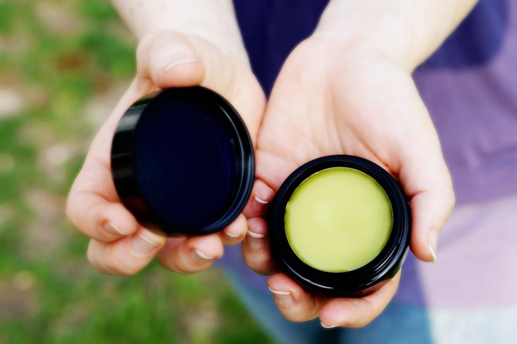 Green Earth Naturals Healing Balm