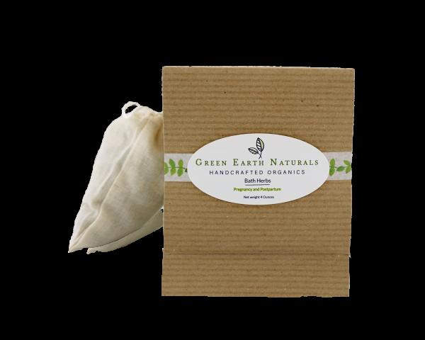 Postpartum Bath Herbs