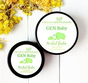Baby Herbal Balm