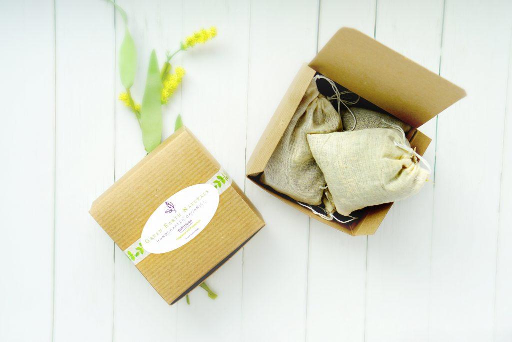 Green Earth Naturals Postpartum Bath Herbs