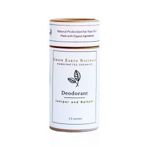Juniper and Balsam Natural Deodorant