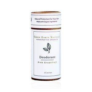 Pink Grapefruit Natural Deodorant