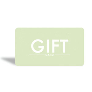 Green Earth Naturals Gift Certificate