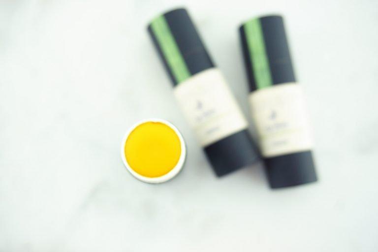 Calendula and Chamomile Lip Balm
