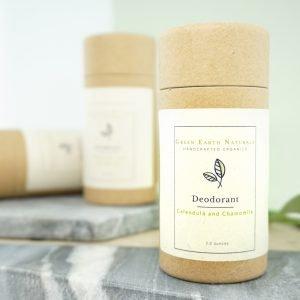 Calendula and Chamomile Deodorant