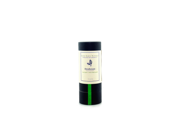 Natural Zero Waste Deodorant in Juniper and Balsam