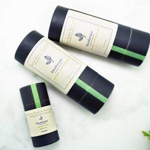 Natural Zero Waste Deodorant