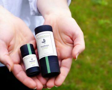 Lavender Zero Waste Natural Deodorant
