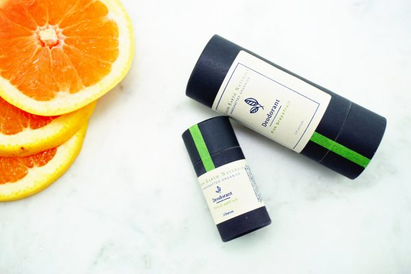 Pink Grapefruit Zero Waste Natural Deodorant