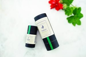 Rose Geranium Zero Waste Natural Deodorant