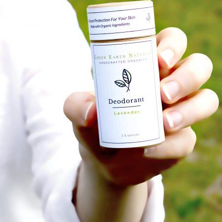 Green Earth Naturals Lavender Deodorant